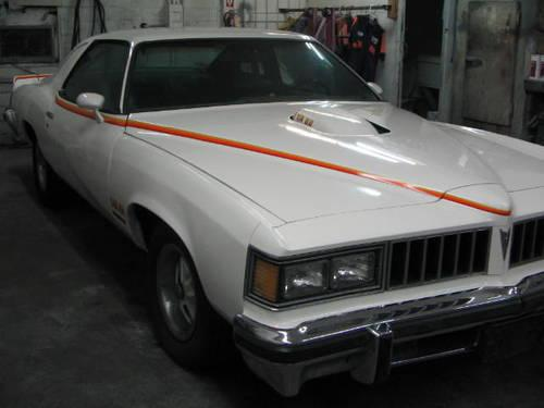 1977 Pontiac Lemans Can-Am Sports Coupe 1 of 1377