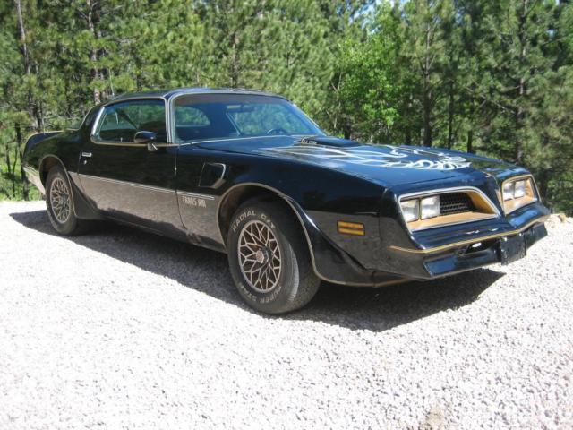 1977 Pontiac Trans Am Y82 SE Bandit Hurst T Tops PHS Numbers