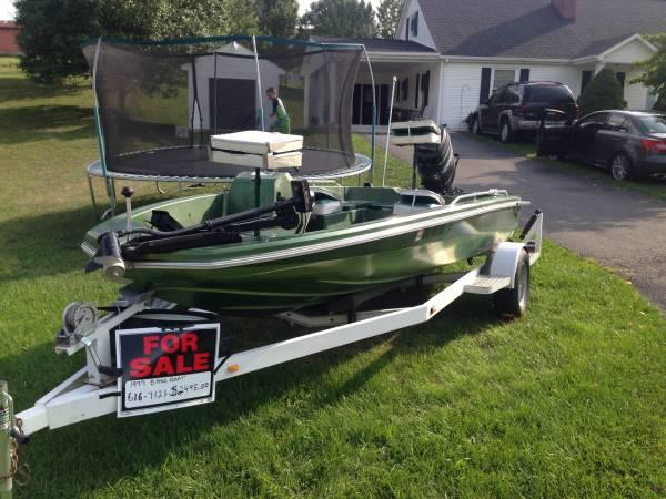 1977 Skeeter Bass Boat For Sale In Pulaski Virginia