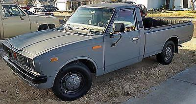 1977 toyota pickup sr5 standard cab pickup 2 door 2 2l for. Black Bedroom Furniture Sets. Home Design Ideas