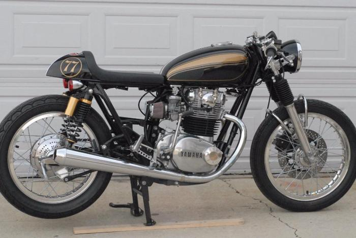 Cafe Racer For Sale Houston Texas