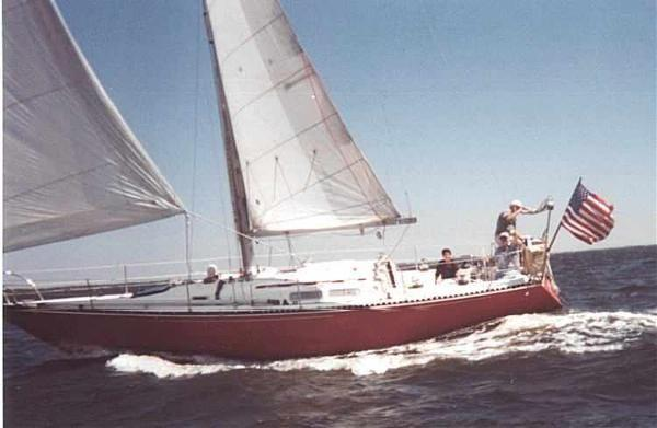 38' C&C Canadian Built Sloop This boat has been owned by the present owner ...