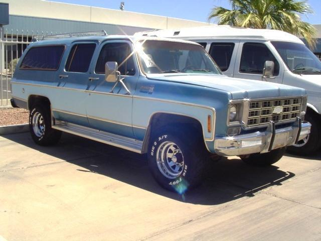 1977 chevrolet suburban for sale in tucson arizona classified. Cars Review. Best American Auto & Cars Review