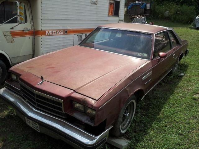 1978 Buick Lesabre Sport Coupe 2 Door 3 8l W Factory Original Turbo For Sale In Pittsburgh Pennsylvania Classified Americanlisted Com