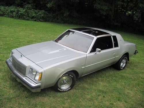 1978 buick regal 3 8l turbo with t tops for sale in marion indiana classified. Black Bedroom Furniture Sets. Home Design Ideas