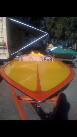1978 Challenger JET BOAT