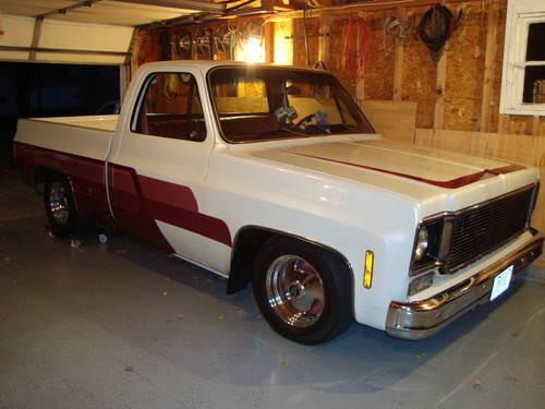 1978 Chevrolet C10 Show Truck Short Box