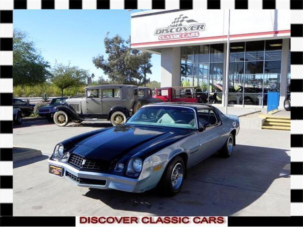1978 chevrolet camaro for sale in scottsdale arizona for 1980 camaro rear window louvers