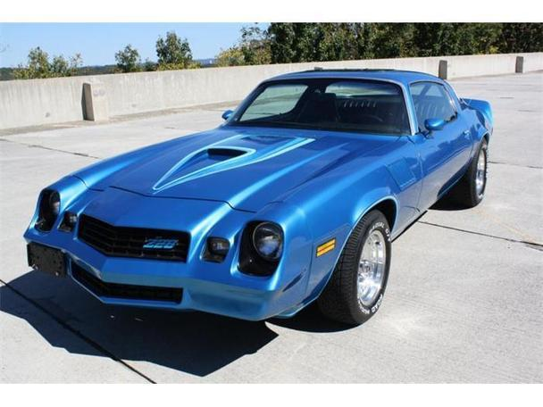 1978 Chevrolet Camaro Z28 For Sale In Branson Missouri