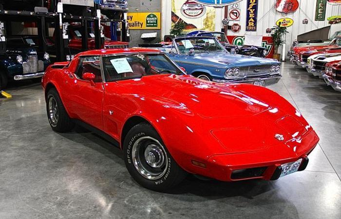 1978 chevrolet corvette for sale in fenton missouri classified. Black Bedroom Furniture Sets. Home Design Ideas