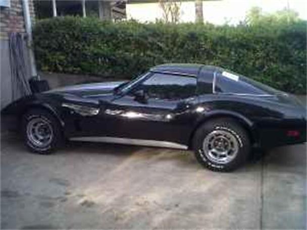 1978 chevrolet corvette for sale in dallas texas classified. Black Bedroom Furniture Sets. Home Design Ideas
