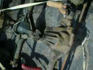 1978 Chevy 3/4 ton axles - $400 (Apex)