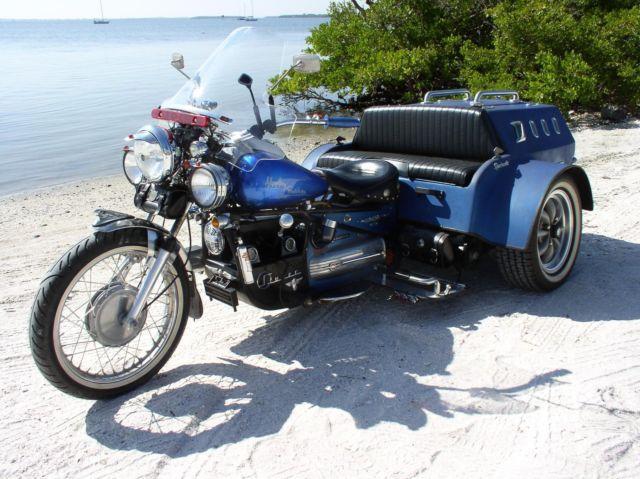 Custom+Home+Built+VW+Trikes 1978 Custom Built Harley Davidson // VW