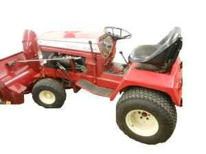 1978 D-250 Wheel Horse! MINT* Attachments Included!!* -
