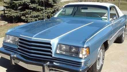 1978 dodge magnum xe in lake city pa for sale in lake city pennsylvania classified. Black Bedroom Furniture Sets. Home Design Ideas