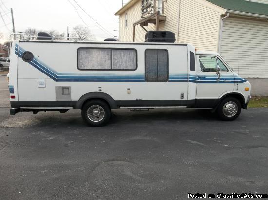 1978 dodge sportman 440 trans van for sale in dry fork kentucky