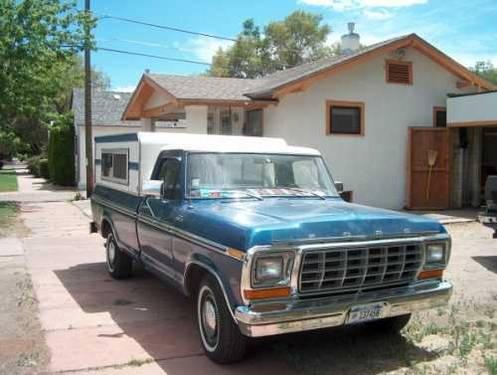 1978 ford f150 ranger classic truck in pueblo co for sale in pueblo colorado classified. Black Bedroom Furniture Sets. Home Design Ideas