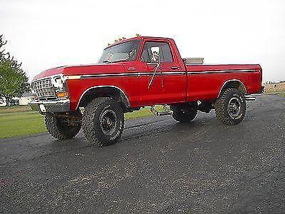 1978 ford f250 for sale in ada ohio classified. Black Bedroom Furniture Sets. Home Design Ideas