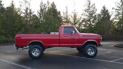 1978 Ford F250 >> 1978 Ford F250 Ranger 4x4 Absolutely Beautiful