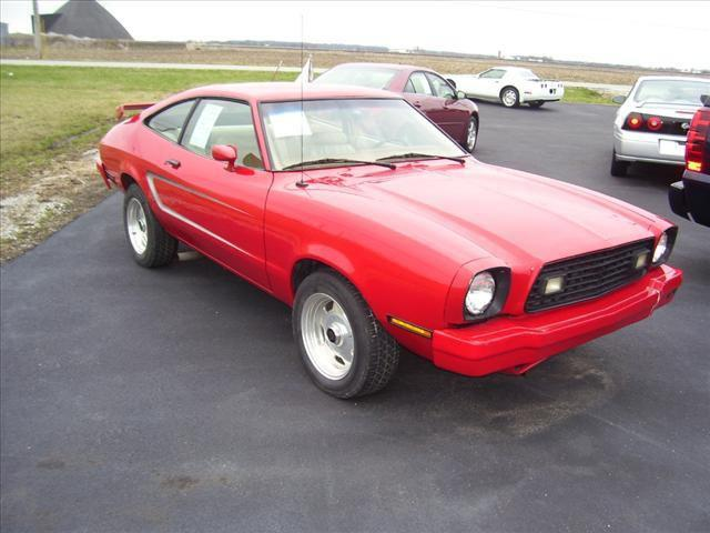 1978 ford mustang for sale in carlyle illinois classified. Black Bedroom Furniture Sets. Home Design Ideas