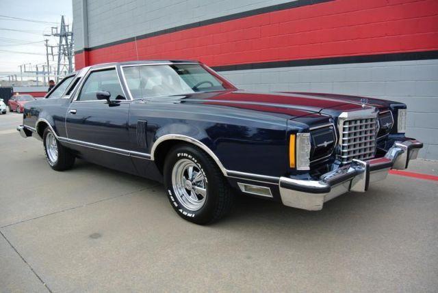1978 Ford Thunderbird Town Landau For Sale In Dallas