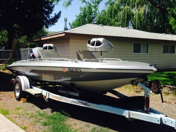 1978 Glastron 175 HP - $3495