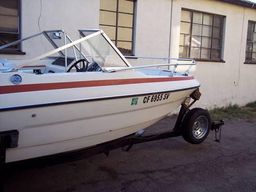 1978 Glastron Ski And Fish Boat 18ft For Sale In Lakeside