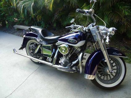 1978 Harley-Davidson Electra Glide Shovel Head Classic