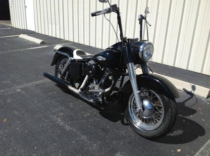 1978 Harley Davidson FLH Shovelhead Custom Free Delivery Worldwide