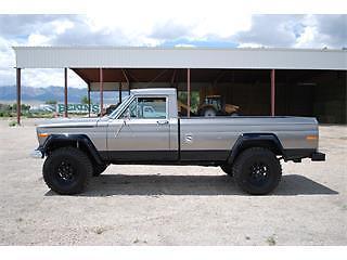 1978 jeep j10 for sale in grantsville utah 84029 1978 jeep j10 classic car in grantsville ut. Black Bedroom Furniture Sets. Home Design Ideas