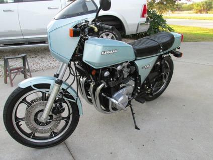 1978 Kawasaki Z1r Z1-R: Kz1000