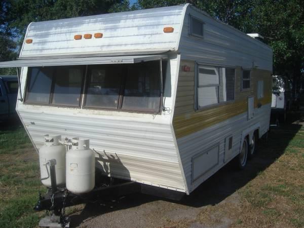 1978 Layton 21 Camper For Sale In North Platte