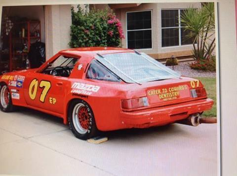 1978 mazda rx7 race car for sale az for sale in phoenix arizona classified. Black Bedroom Furniture Sets. Home Design Ideas