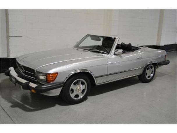 1978 mercedes benz 450sl for sale in benicia california for Mercedes benz 450sl 1978