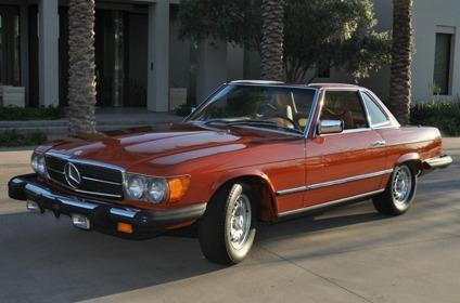 1978 mercedes benz 450sl 1978 mercedes benz 450sl sl for Mercedes benz of tulsa