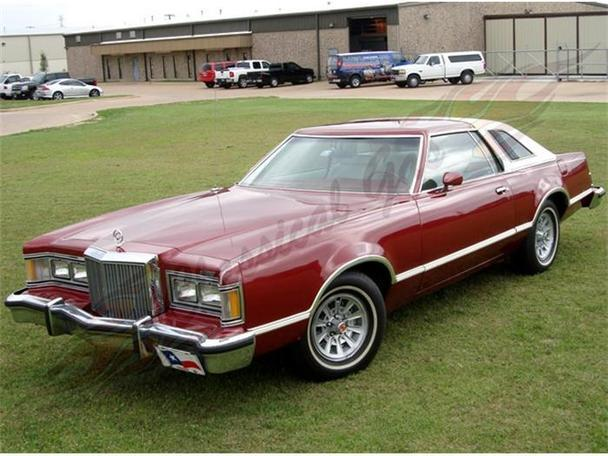 1978 Mercury Cougar XR7 for Sale in Arlington Texas Classified