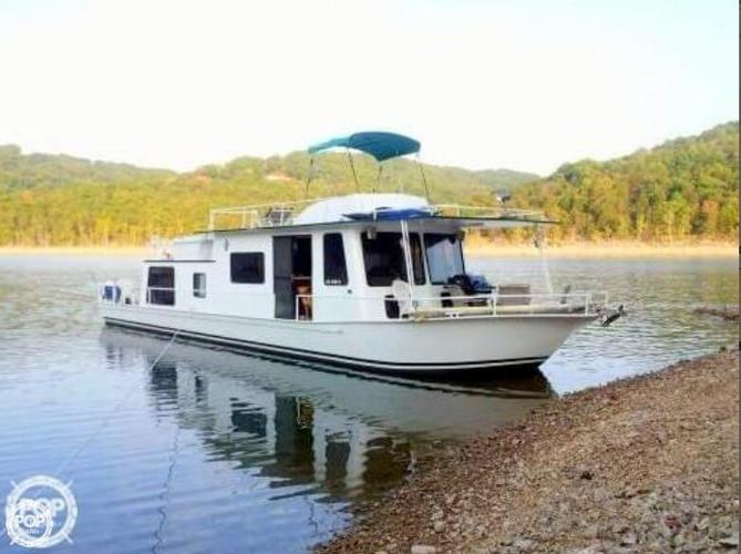 1978 Sea Master 56 Houseboat