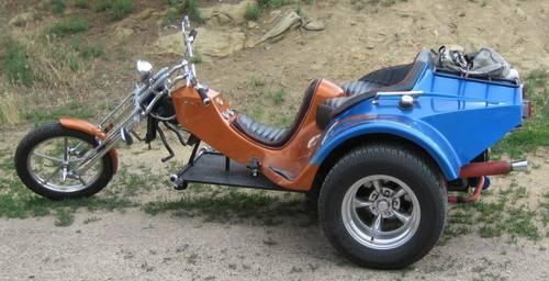 1978 Vw Trike For Sale In Silt Colorado Classified