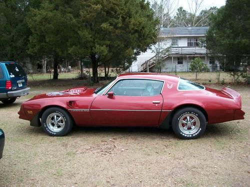 1978 Trans AM For Sale http://youngstown-fl.americanlisted.com/32466/cars/1978-firebird-trans-amauto400ci-66-litreredfire-red_22206395.html