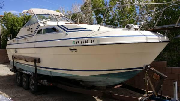 1979 Bayliner Victoria 2750 For Sale In Cathedral City