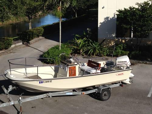 1979 boston whaler 130 side console cheap for sale in miami florida classified - Boston whaler console parts ...
