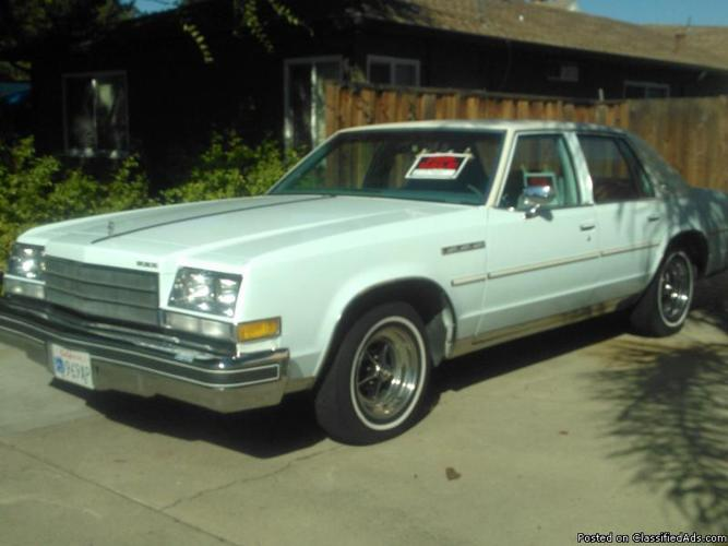 1979 buick lesabre for sale in sunnyvale california classified
