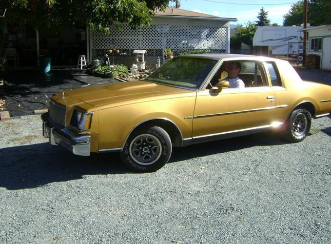 1979 buick regal sport for sale in grants pass oregon. Black Bedroom Furniture Sets. Home Design Ideas