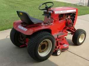 1979 C141 Wheelhorse Garden Tractor - (Vienna, WVa ) for ...