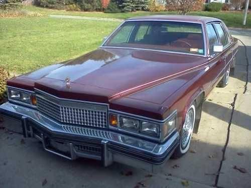 1979 Cadillac Deville American Classic in Oswego, NY