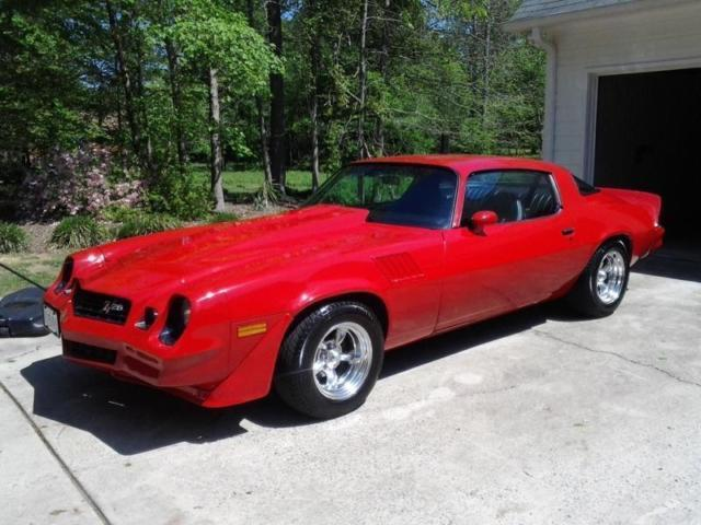 1979 Camaro Z28 Factory For Sale In Dalton Georgia