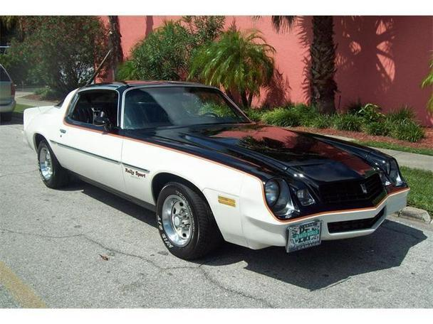 1979 Chevrolet Camaro For Sale In Clearwater  Florida