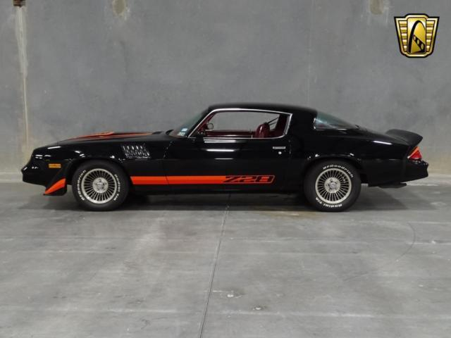 1979 Chevrolet Camaro Z 28 48dfw For Sale In Dallas