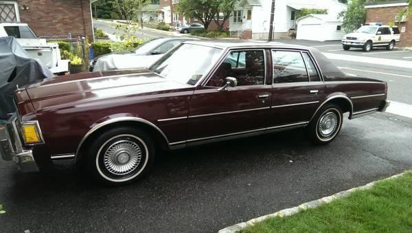 1979 Chevrolet Caprice Classic One Owner 77k Miles Excellent Shape