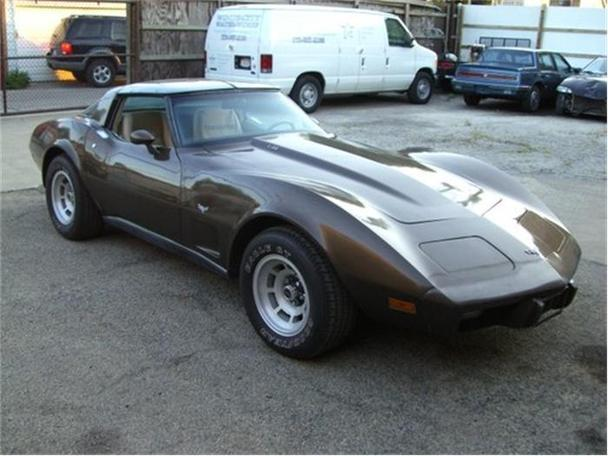 1979 chevrolet corvette for sale in palatine illinois classified. Cars Review. Best American Auto & Cars Review